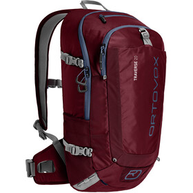 Ortovox Traverse 20 Alpine Backpack Dark Blood